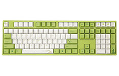 Varmilo VA108M Forest Fairy Keyboard MX Silent Red
