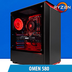 PCCG Omen 580 Gaming System