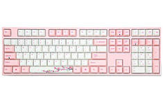 Varmilo VA108M Sakura Keyboard MX Silent Red