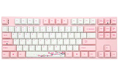 Varmilo VA87M Sakura Keyboard MX Silent Red