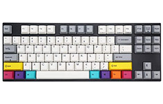 Varmilo VA87M Vintage Days Keyboard MX Silent Red