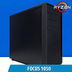 PCCG Focus 1050 Gaming System