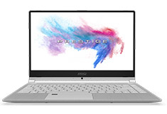 MSI PS42 14in Core i7 Windows 10 Pro Notebook [8M-237AU]