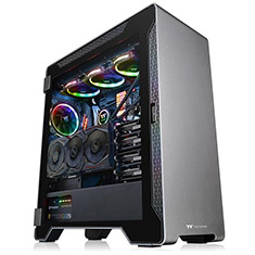 Thermaltake A500 Aluminium Tempered Glass Edition Mid Tower Case