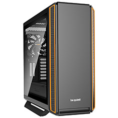 be quiet! Silent Base 801 TG Case Orange