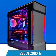 PCCG Evolv 2080 Ti Gaming System