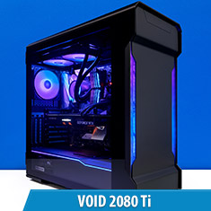 PCCG Void 2080 Ti Gaming System