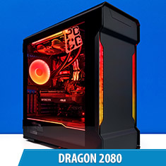 PCCG Dragon 2080 Gaming System