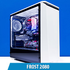 PCCG Frost 2080 Gaming System