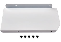 Corsair Crystal 570X PSU Shroud Cover White