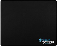 Roccat Taito Shiny Black 3mm Mid Size Gaming Mousepad