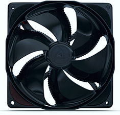 Noiseblocker NB-eLoop Fan B12-PS PWM Black Edition 120mm