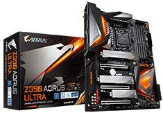Gigabyte Z390 Aorus Ultra Motherboard