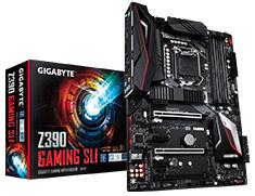 Gigabyte Z390 Gaming SLI Motherboard