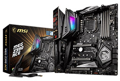 MSI MEG Z390 ACE Gaming Motherboard