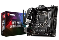MSI MPG Z390I Gaming Edge AC Motherboard