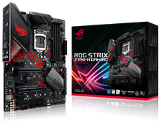 ASUS ROG Strix Z390-H Gaming Motherboard
