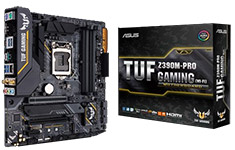 ASUS TUF Z390M Pro Gaming Wi-Fi Motherboard