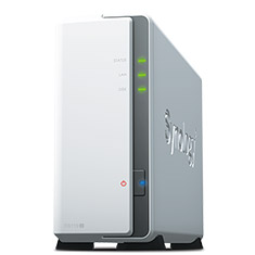 Synology DS119J 1 Bay NAS