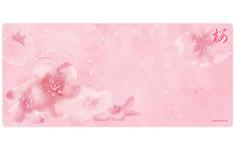 Varmilo Sakura Desk Mat