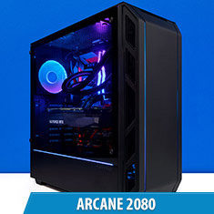 PCCG Arcane Elite 2080 Gaming System