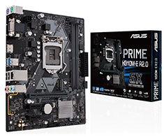 ASUS Prime H310M-E R2 Motherboard