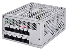 SilverStone NJ600 Nightjar Fanless Titanium 600W Power Supply