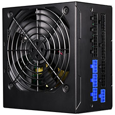 SilverStone Strider ST65F-GS Gold 650W Power Supply