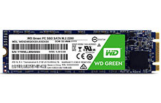 Western Digital Green M.2 SATA SSD 480GB