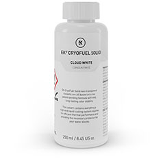 EK-CryoFuel Solid Cloud White Concentrate 250mL