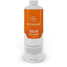 EK CryoFuel Solid Fire Orange Premix 1000mL