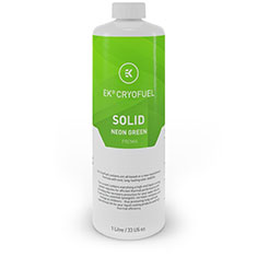 EK CryoFuel Solid Neon Green Premix 1000mL