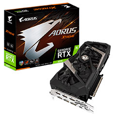 Gigabyte GeForce RTX 2070 Aorus Extreme 8GB