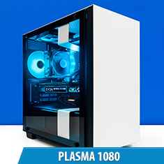 PCCG Plasma 1080 Gaming System