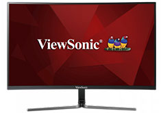 ViewSonic VX2758-C-MHD 27in 144hz Freesync Gaming Monitor