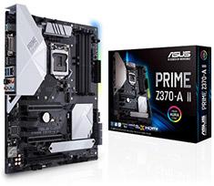 ASUS Prime Z370-A II Motherboard