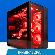 PCCG Infernal 2080 Gaming System