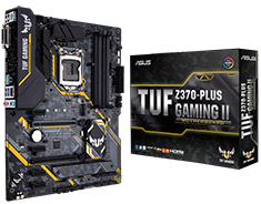 ASUS TUF Z370 Plus Gaming II Motherboard