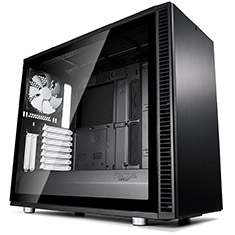 Fractal Design Define S2 TG Case Black