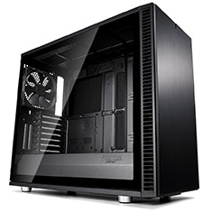 Fractal Design Define S2 TG Case Blackout