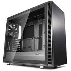 Fractal Design Define S2 Gunmetal Tempered Glass Case