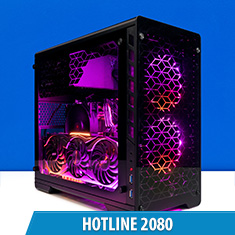PCCG Hotline 2080 Gaming System
