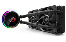 ASUS ROG Ryuo 240 OLED AIO CPU Cooler