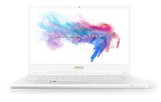 MSI P65 15.6in Core i7 Windows 10 Pro Notebook [8RE-048AU]