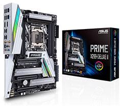 ASUS Prime X299 Deluxe II Motherboard