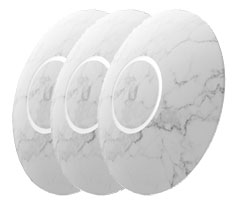 Ubiquiti UniFi nanoHD Skin Only Marble 3-Pack