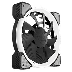 Cougar Vortex LED Fan White 120mm