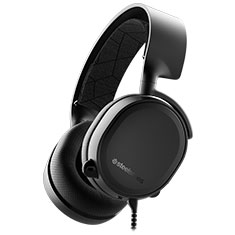 SteelSeries Arctis 3 Headset 2019 Edition Black