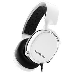 SteelSeries Arctis 3 Headset 2019 Edition White