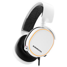 SteelSeries Arctis 5 Headset 2019 Edition White